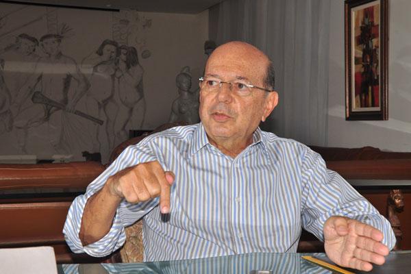 O ex-governador Iberê Ferreira é um dos acusados