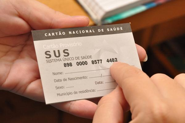 O cartão SUS é obrigatório mesmo para quem tem plano de saúde ou utiliza serviços particulares