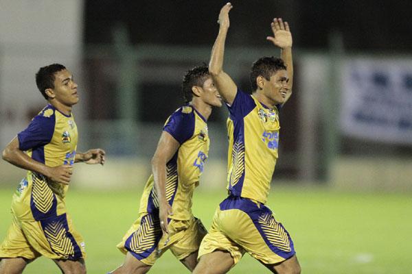 A equipe do Horizonte conseguiu abrir uma boa vantagem sobre o América jogando em casa