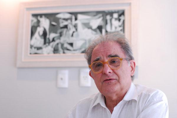 Héctor Vigliecca acredita que a solução para a orla natalense englobaria uma série de aspectos