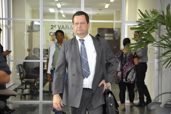 Carlson Gomes prestou depoimento ao juiz federal Hallison Rêgo Bezerra e contou detalhes de operações feitas pelo IPEM