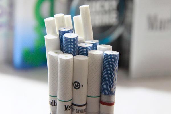 Cigarros com adição de sabores serão retirados do comércio