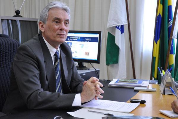 Desembargador Vivaldo Pinheiro deu um dos votos decisivos na 2ª Câmara Cível do Tribunal de Justiça