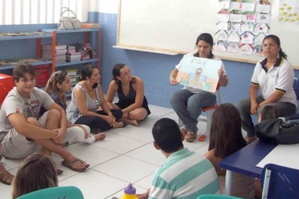 Escola possibilita ação que leva a família aproximar mais do ambiente educacional dos filhos