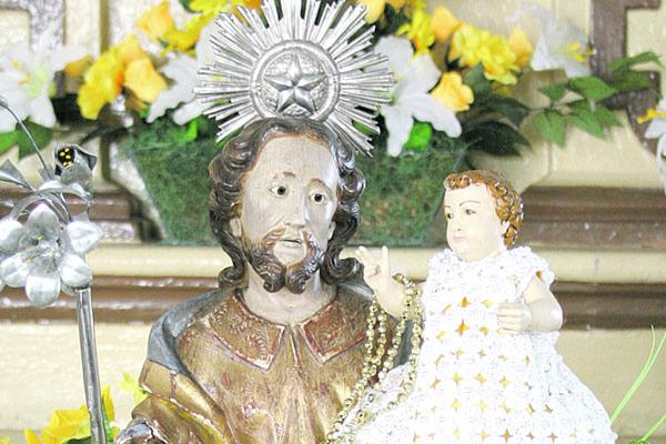 São José é o padroeiro da Igreja Católica em todo o mundo