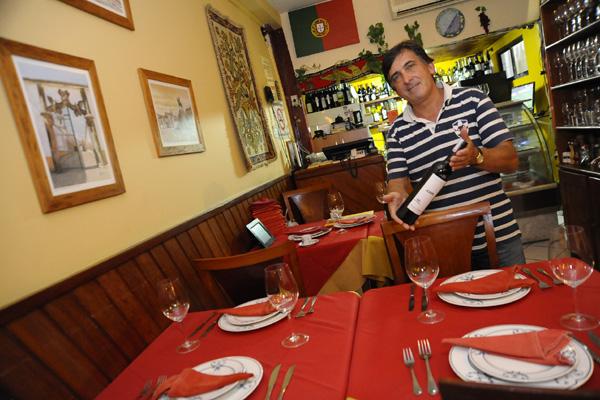 O português Domingos Sanches conheceu o RN durante uma viagem de férias. Mudou para o Estado, montou um restaurante e diz que o trânsito e a segurança já não são como antes