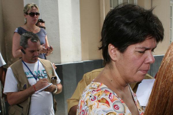 Carla Ubarana assina acordo de delação sem o marido