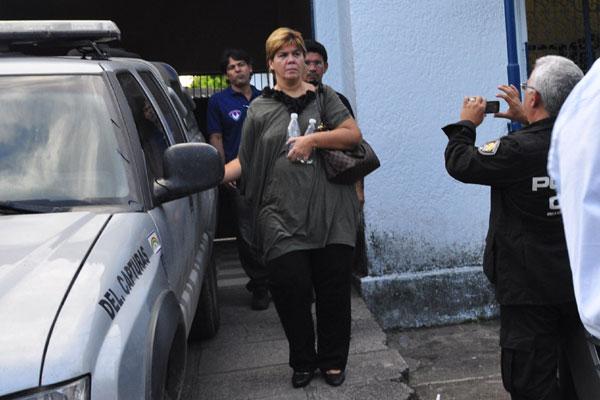 Carla Ubarana e George Leal estão colaborando com as investigações do Ministério Público