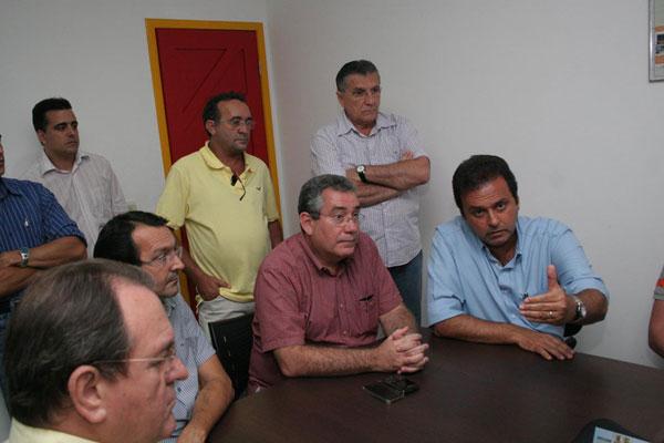 Ex-deputado Wober Júnior afirma que apoio não está condicionado à indicação do vice na chapa