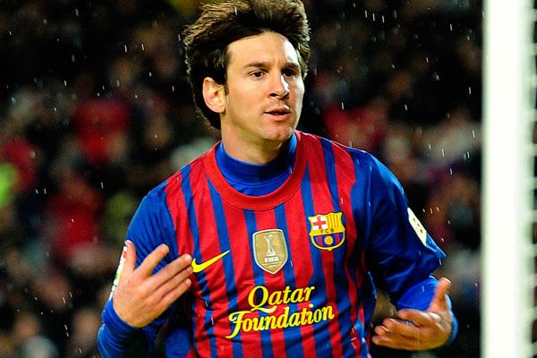 Lionel Messi vive fase espetacular e estará em campo pelo Barça
