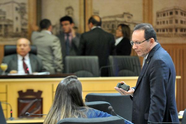 Vereador Raniere Barbosa, autor do projeto, enalteceu a importância da matéria para os usuários dos transportes coletivos
