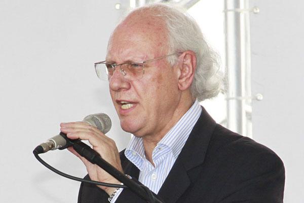 Gérson Almada: projeto básico do aeroporto já está com a Anac