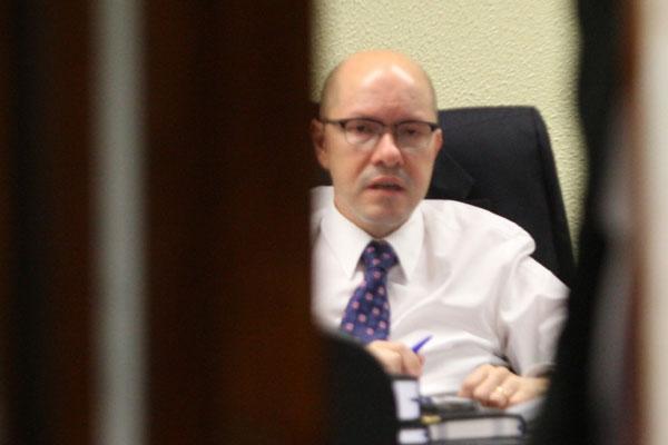 Demóstenes Torres é acusado de envolvimento com o empresário do jogo Carlinhos Cachoeira