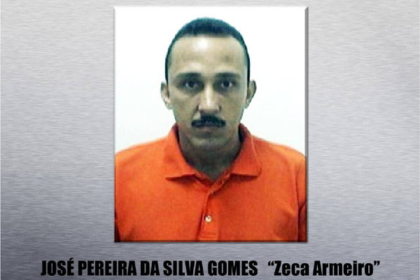 José Pereira da Silva Gomes, o Zeca Armeiro