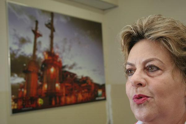 Fafá Rosado avisa que não vai antecipar a saída do cargo para que Ruth Ciarlini fique com o mandato