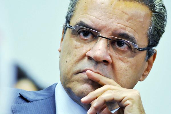 Henrique Eduardo, líder da bancada do PMDB