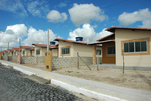 Cada município contemplado no Estado terá uma média de 40 moradias construídas dentro do programa