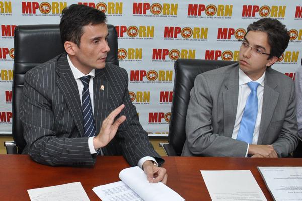 MPE apresentou provas do envolvimento de desembargadores