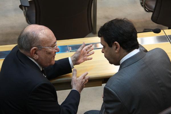 Vivaldo Costa avisa aos colegas de Assembleia Legislativa que não vai mais integrar o PR