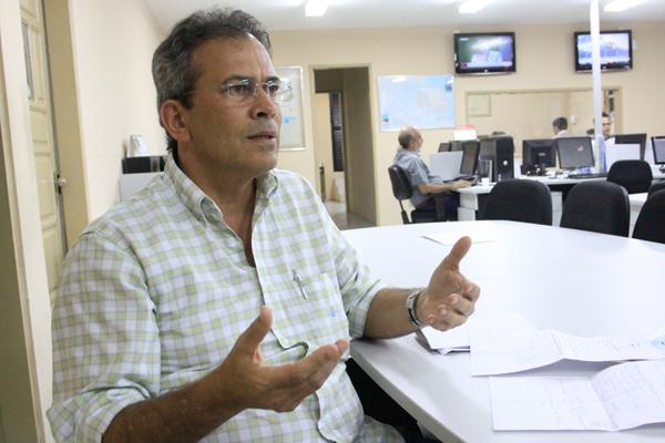 Hermano Morais: preocupações com andamento das obras viárias para a Copa do Mundo em Natal