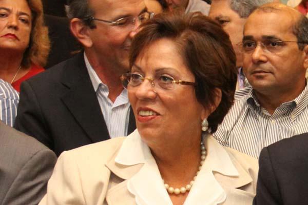 Rosalba Ciarlini, governadora