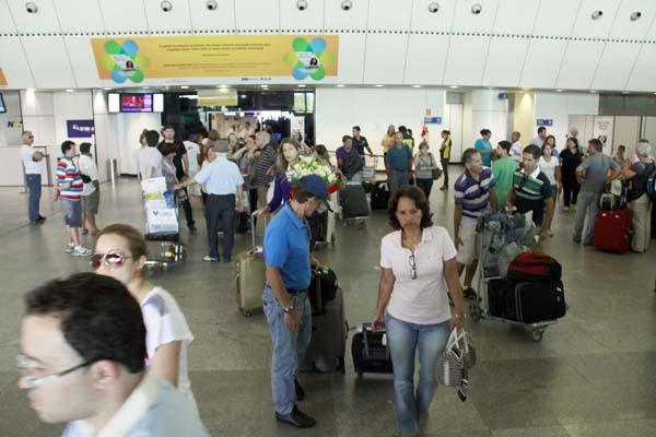 Com a reforma, o Aeroporto Internacional Augusto Severo ganhará dez novos balcões de check-in, monitoramento eletrônico, novo sistema de ar-condicionado e portões de embarque de passageiros