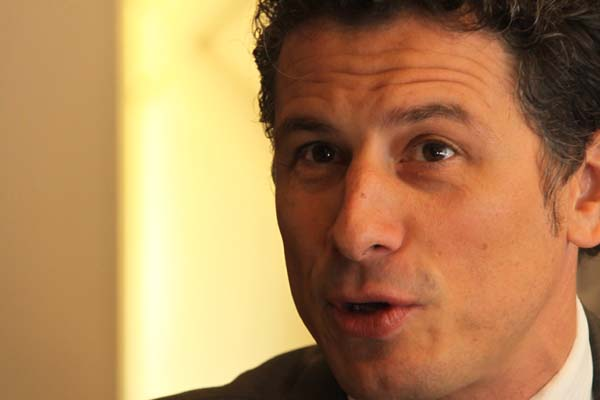 Ricardo Gomyde, diretor do Departamento de Futebol Profissional do Ministério do Esporte