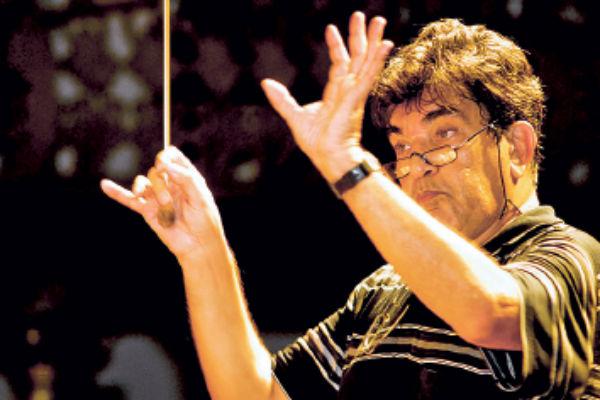 Maestro Nelson Melin já esteve em Natal acompanhando Bibi ferreira