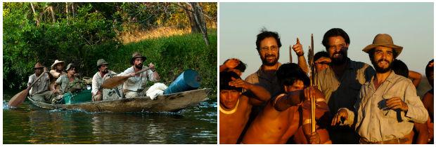 O longa-metragem estreou em novembro de 2011, durante o Amazonas Film Festival