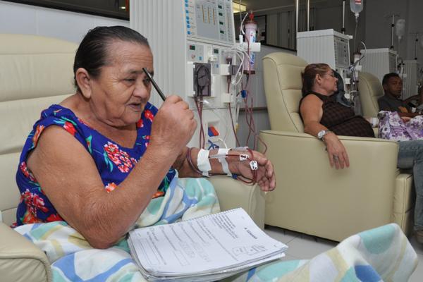 Turmas funcionarão em diversos locais, como em clínica de hemodiálise, hospitais e igrejas