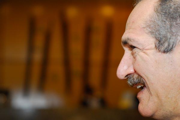 Aldo Rebelo, ministro do Esporte