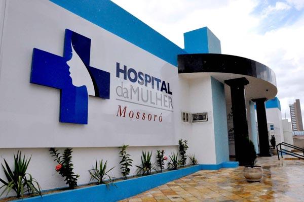 Hospital da Mulher, em Mossoró, abriu em parceria com a Sesap