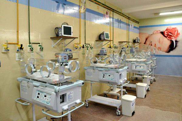 Hospital da Mulher começou a funcionar no dia 8 de março. A Marca comprou todos os equipamentos