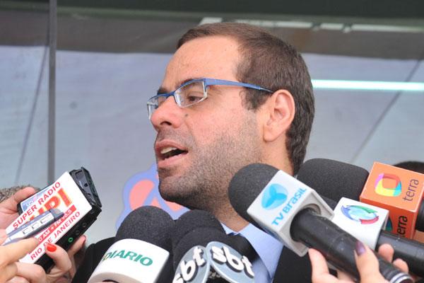 Brizola Neto é o ministro mais jovem do Governo, com 33 anos de idade