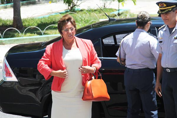 Rosalba Ciarlini vai a Brasília e deve conversar com líderes dos partidos que integram a base aliada