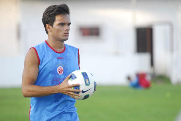 Norberto vem sendo destaque do América nas partidas recentes