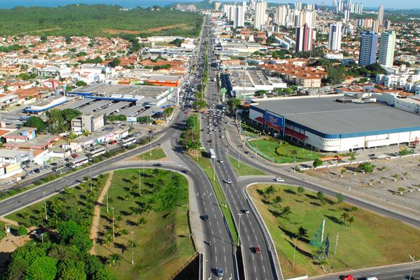Novo projeto da avenida Roberto Freire necessita de estudo e relatório de impacto ambiental
