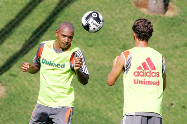Luiz Alberto, que já defendeu o Fluminense, deixou o América