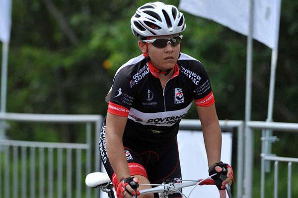 Alice Melo conquistou o título no Paraná