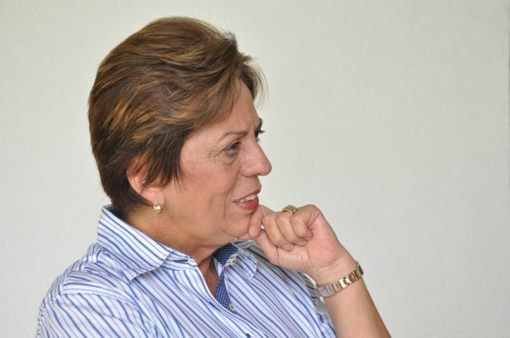 Governadora Rosalba Ciarlini fala sobre situação da saúde no RN