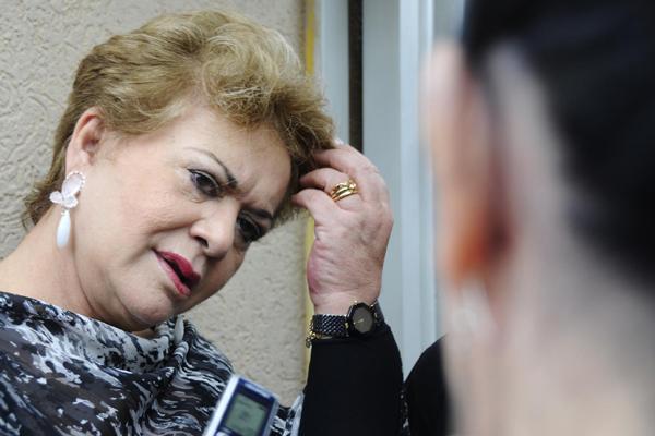 Wilma de Faria reúne correligionários para avisar que não estaria disposta a concorrer