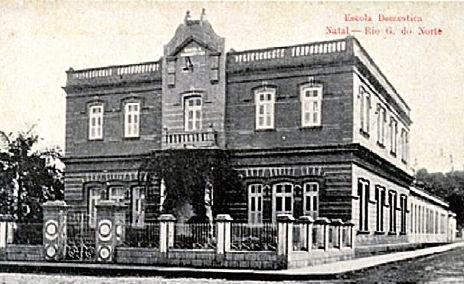 Escola Doméstica, Ribeira