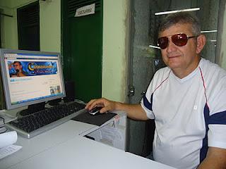 Luis Carneirinho foi baleado em Caicó