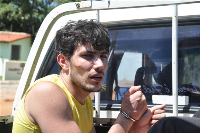Agentes penitenciários recapturaram Pedro Lucas da Silva Álvares na Rota do Sol