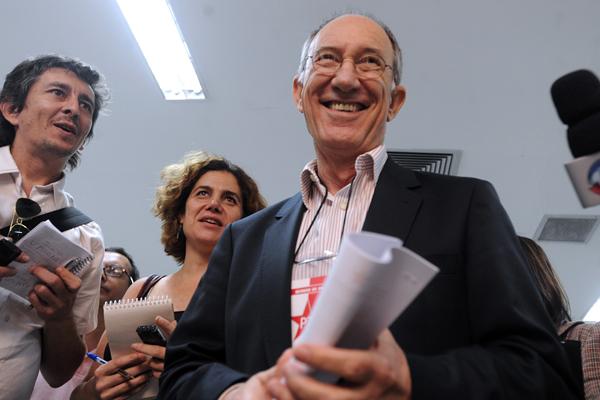 Rui Falcão vai conversar com petista de Mossoró sobre aliança para a disputa eleitoral
