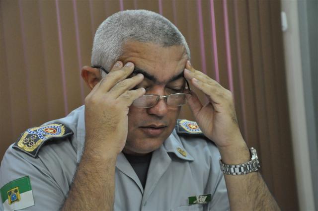 Justiça determina continuidade em preparação de 824 convocados da PM. Coronel Araújo