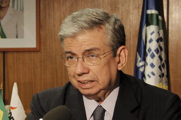 Ministro Garibaldi Alves Filho confirmou os números nesta quarta-feira