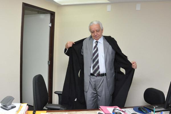 Desembargador Caio Alencar se despede da magistratura, na qual atuou por 28 anos