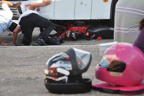 Acidentes também aumentam número de vítimas feridas