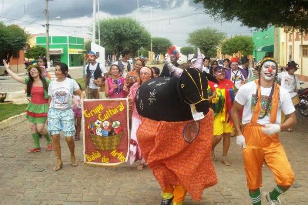 O movimento cultural em Janduís foi tema de reportagens com repercussão nacional